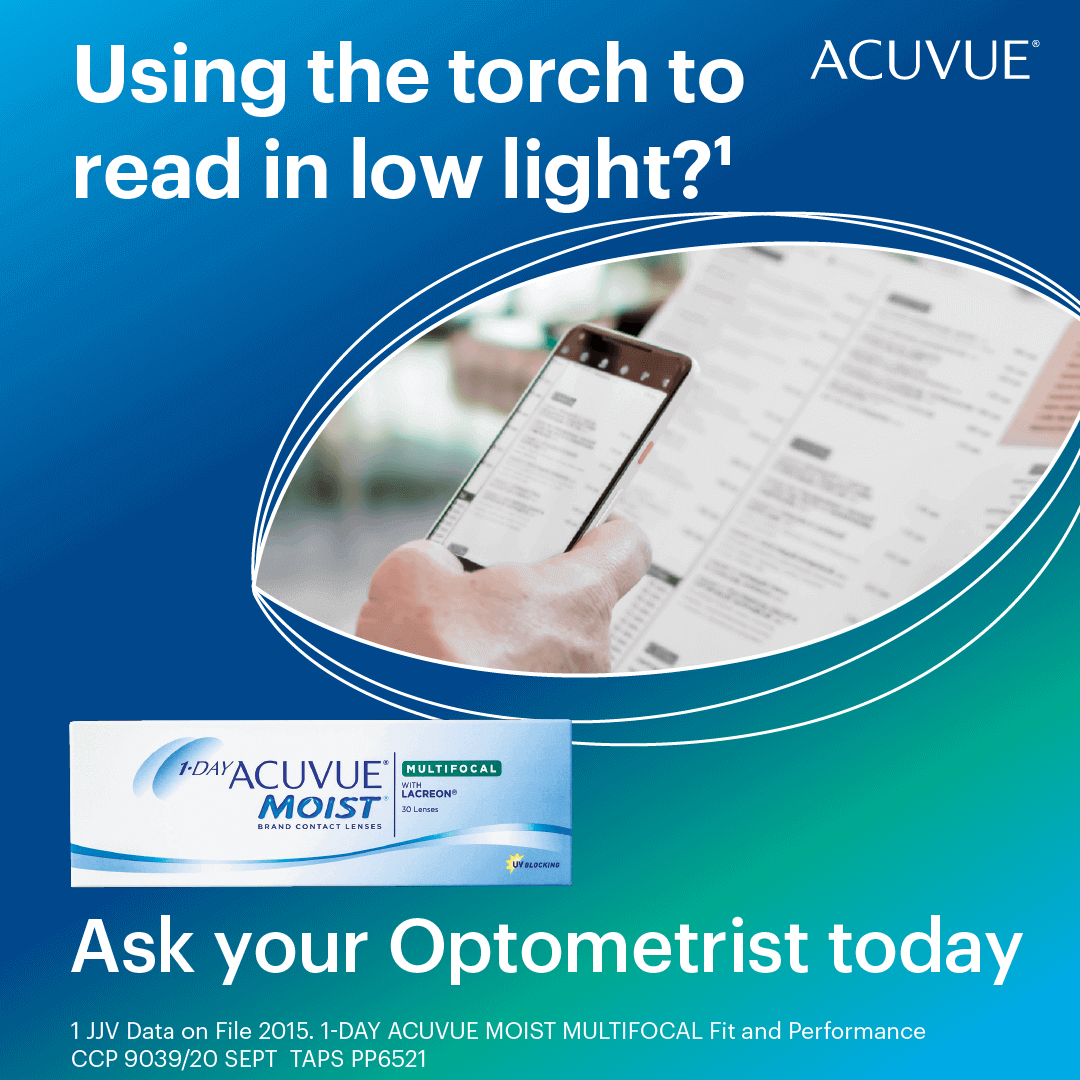 acuvue moist multifocal lenses auckland optometrists